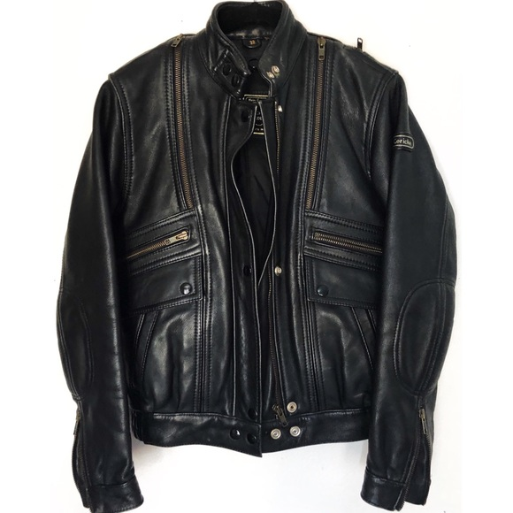 Hein Gericke Jackets & Blazers - Hein Gericke Leather insulated Motorcycle Jacket